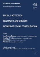 Image for 2015 IMF/WB Annual Meetings - Side Event: Social Protection, Inequality, and Growth in Times of Fiscal Consolidation