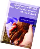 "Image for ""Whither the World: The Political Economy of the Future"" Book Launch"