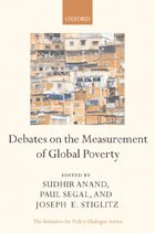 Debates on the Measurement of Global Poverty Image